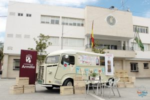 El Ayuntamiento de Armilla presenta el I Food Truck Festival de Granada!